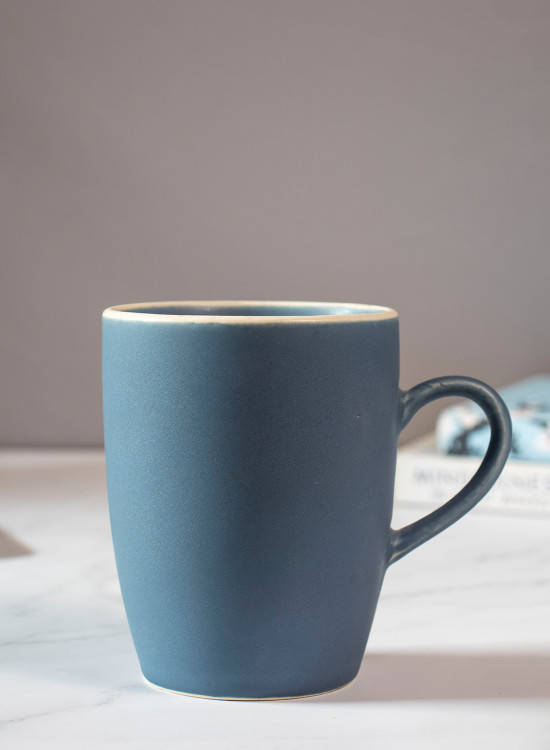 Berlin blue coffee mugs